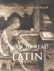 Learn to Read Latin (Workbook) 1st Edition 9780300101942 0300101945