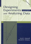 Designing Experiments and Analyzing Data 2nd edition 9781135653446 1135653445