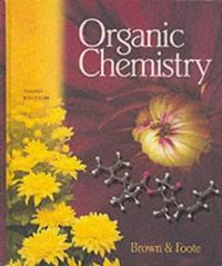 Organic Chemistry (with ChemOffice CD-ROM and InfoTrac) 3rd edition 9780534166960 0534166962