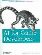 AI for Game Developers 1st Edition 9780596005559 0596005555