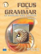 Focus on Grammar 1 3rd edition 9780131474666 0131474669