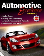 Automotive Excellence, Student Edition, Volume 2 3rd Edition 9780078744136 007874413X