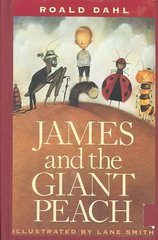 James and the Giant Peach 1st Edition 9780140374247 0140374248
