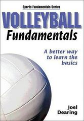 Volleyball Fundamentals 1st edition 9780736045087 0736045082