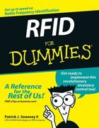 RFID For Dummies 1st Edition 9780764579103 076457910X