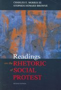 Readings on the Rhetoric of Social Protest 2nd edition 9781891136160 189113616X
