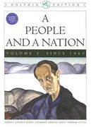 A People and a Nation 1st edition 9780618608010 061860801X
