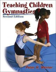 Teaching Children Gymnastics 2nd edition 9780736044349 0736044345