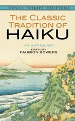 The Classic Tradition of Haiku 0 9780486292748 0486292746