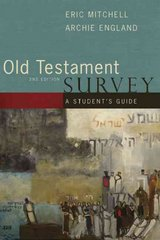 Old Testament Survey 2nd Edition 9780805440270 0805440275