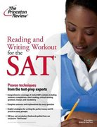 Reading and Writing Workout for the SAT 3rd edition 9780375764318 0375764313