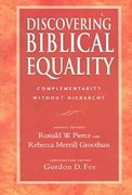 Discovering Biblical Equality 2nd Edition 9780830828340 0830828346