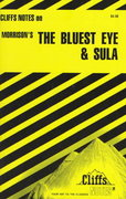 CliffsNotes on Morrison's The Bluest Eye & Sula 1st edition 9780822002512 0822002515
