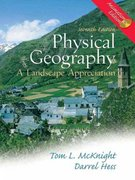 Physical Geography: A Landscape Appreciation, Animation Edition 7th edition 9780131001183 0131001183