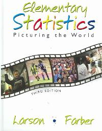Elementary statistics 3rd edition textbook solutions chegg elementary statistics 3rd edition view more editions fandeluxe Gallery