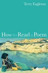 How to Read a Poem 1st edition 9781405151412 1405151412