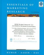 Essentials of Marketing Research 2nd edition 9780471412359 047141235X