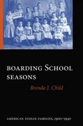 Boarding School Seasons 1st Edition 9780803264052 0803264054