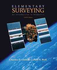 Elementary Surveying 12th edition 9780136154310 013615431X