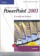 New Perspectives on Microsoft Office PowerPoint 2003, Introductory, CourseCard Edition 1st edition 9781418839130 1418839132