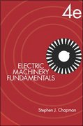 Electric Machinery Fundamentals 5th Edition 9780073529547 0073529540