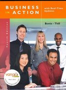 Business in Action with Real Time Updates 4th edition 9780136154082 0136154085