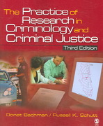 The Practice of Research in Criminology and Criminal Justice 3rd edition 9781412950329 1412950325