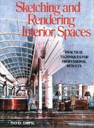 Sketching and Rendering of Interior Spaces 1st Edition 9780823048533 0823048535