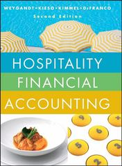 Hospitality Financial Accounting 2nd edition 9780470083604 0470083603