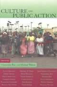 Culture and Public Action 1st edition 9780804747875 0804747873