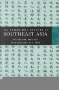 The Cambridge History of Southeast Asia 0 9780521663694 0521663695