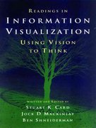 Readings in Information Visualization 0 9781558605336 1558605339