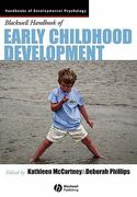 Blackwell Handbook of Early Childhood Development 1st edition 9781405176613 140517661X