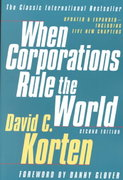 When Corporations Rule the World 2nd edition 9781887208048 1887208046