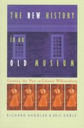 The New History in an Old Museum 1st Edition 9780822319740 0822319748