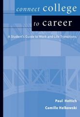 Connect College to Career 1st Edition 9780534625825 0534625827
