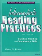Intermediate Reading Practices, 3rd Edition 3rd edition 9780472030132 0472030132