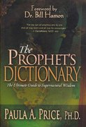 The Prophet's Dictionary 0 9781603740357 160374035X