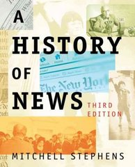 A History of News 3rd Edition 9780195189919 0195189914