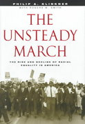 The Unsteady March 0 9780226443393 0226443396