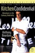 Kitchen Confidential 1st Edition 9780060899226 0060899220