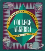 College Algebra 7th edition 9780673995520 0673995526