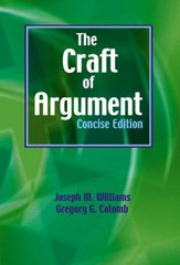 The Craft of Argument 1st edition 9780321091864 0321091868