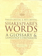 Shakespeare's Words 1st Edition 9780140291179 0140291172
