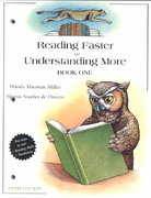 Reading Faster and Understanding More, Book 1 5th edition 9780321045843 032104584X