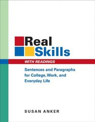 Real Skills with Readings 1st edition 9780312432843 0312432844