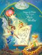 Learn to Draw the Fairies of Pixie Hollow 0 9781560109587 1560109580