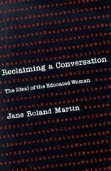 Reclaiming a Conversation 0 9780300039993 0300039999