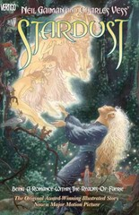Neil Gaiman and Charles Vess' Stardust 1st Edition 9781563894701 156389470X
