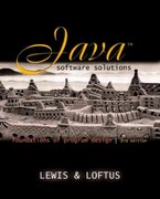 Java Software Solutions 3rd edition 9780201781298 0201781298